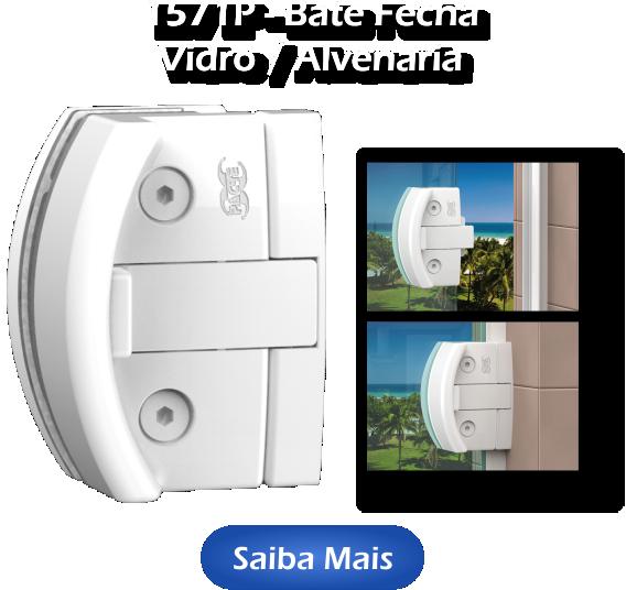 1571P - Bate Fecha - Vidro Alvenaria