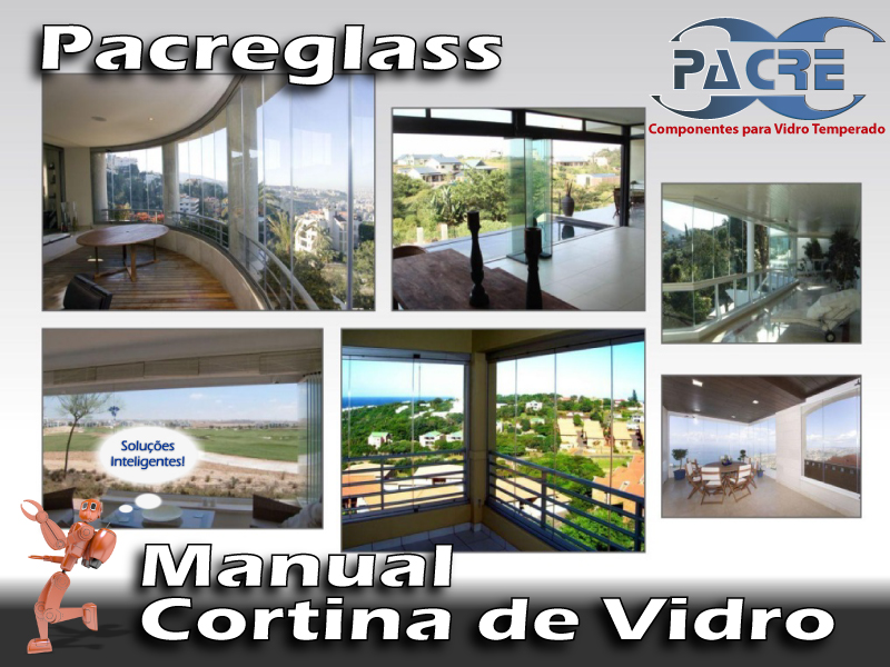 Manual - Cortina de Vidro PACREGLASS