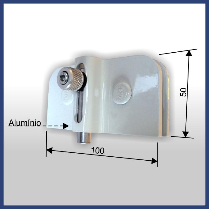 1519 - TRINCO INFERIOR SEM NÚCLEO 50 X 100 MM